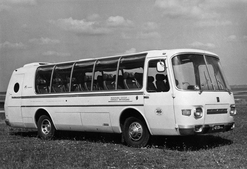 ПАЗ-Турист СССР, автобус