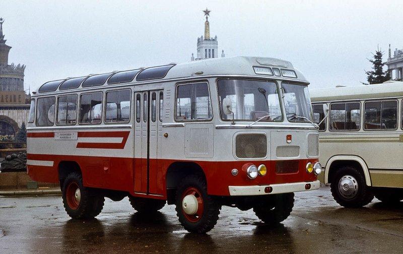 ПАЗ-3201 СССР, автобус