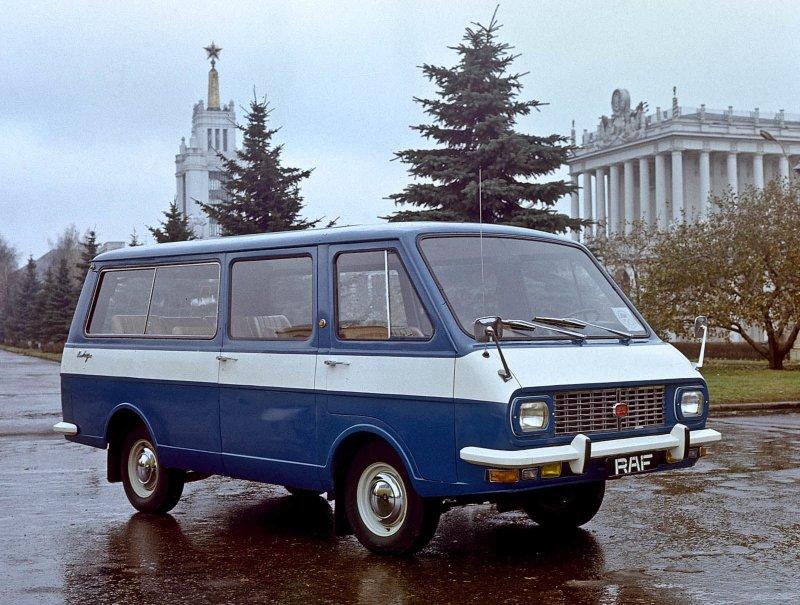 РАФ-2203 СССР, автобус