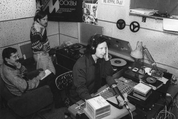 22 августа 1990 года начала вещание радиостанция «Эхо Москвы» было, история, фото