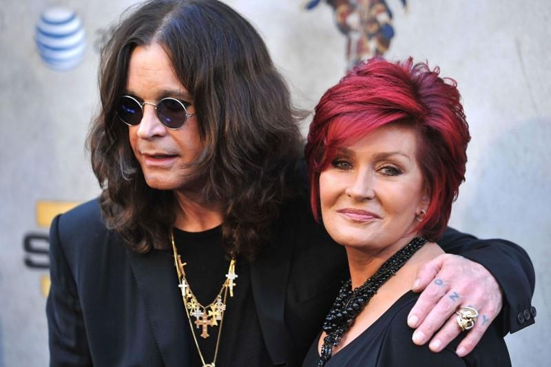 Оззи и Шэрон Осборн вместе 33 года знаменитости, любовь, отношение