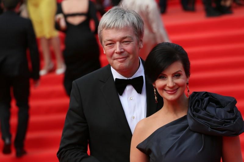 Александр и Екатерина Стриженовы вместе 30 лет знаменитости, любовь, отношение