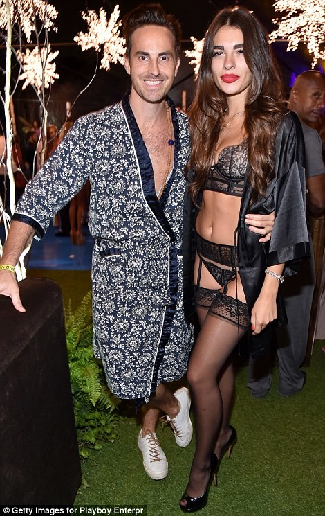 Ежегодная вечеринка в особняке Playboy playboy, вечеринка, особняк