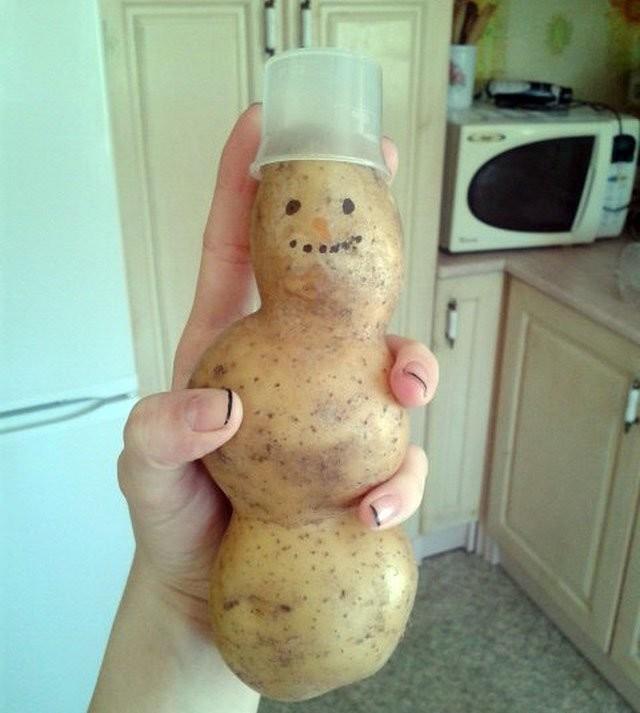 Картошка в жопу видео — pic 10