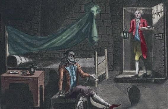 Человек в железной маске загадки, непознанное, секреты, тайны