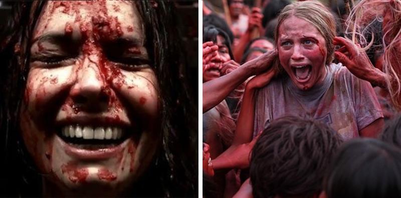 Сексуальные актрисы из фильмов ужасов всех времен