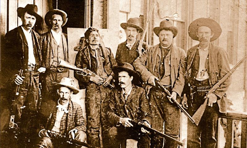 Закон устанавливало не государство, а частные конторы америка, дикий запад, интересное, факты