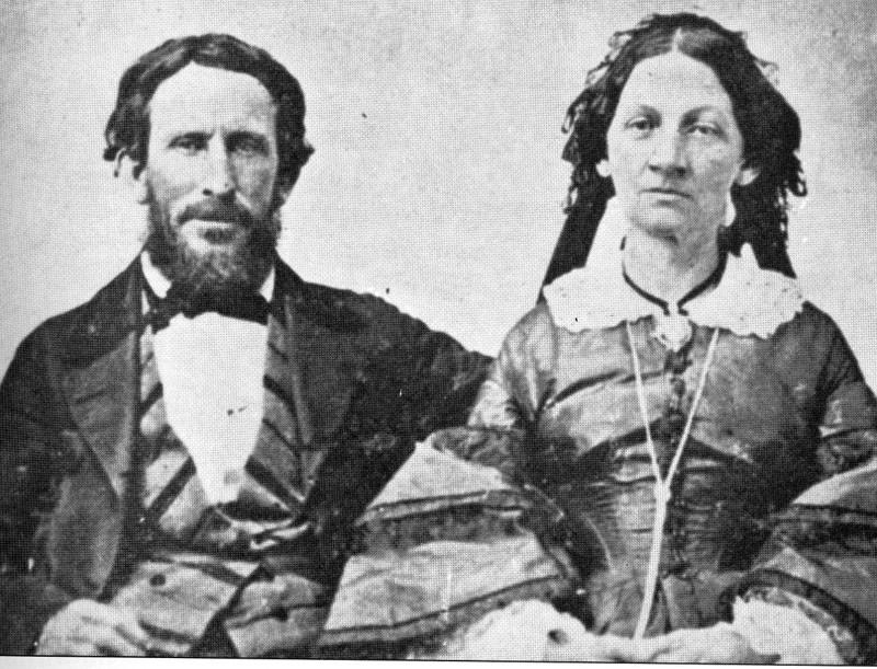 Некоторым из пионеров приходилось есть людей америка, дикий запад, интересное, факты