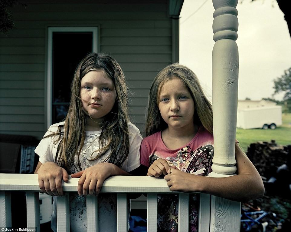 Датский фотограф Йоаким Эскильдсен о реальной Америке