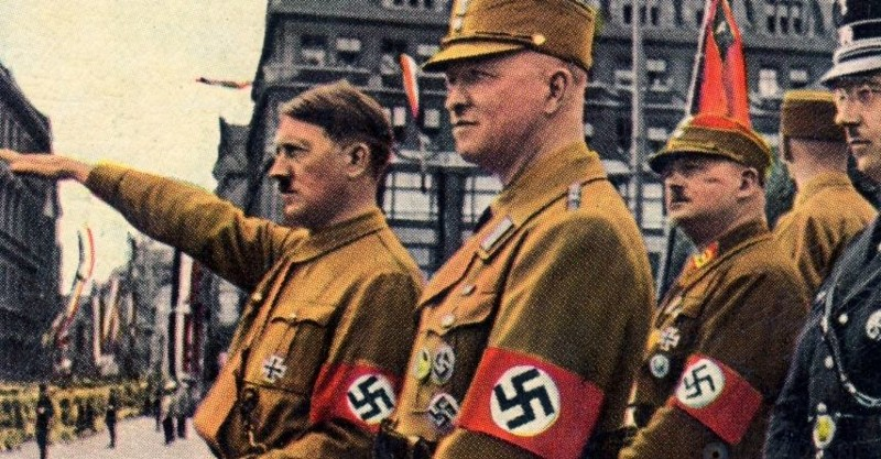 growth of nazism in post war germany