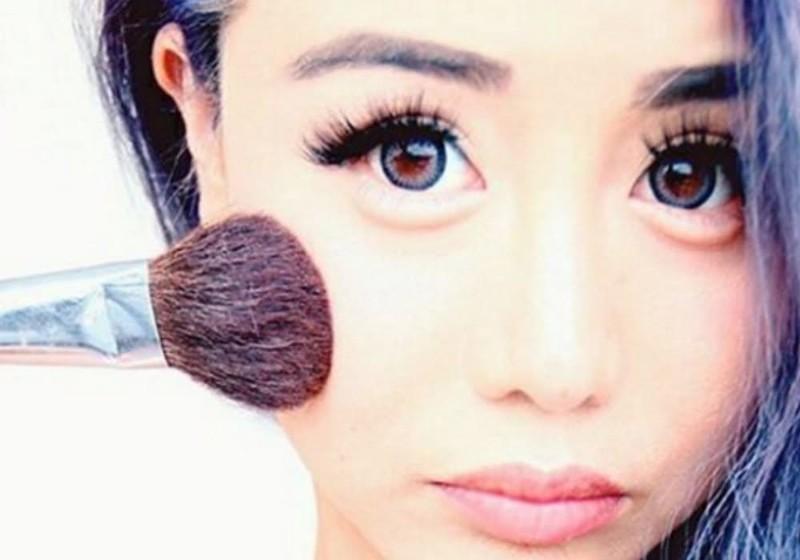 11. Aegyo Sal – «Глазная улыбка» trendy, азия, безумие, мода, япония