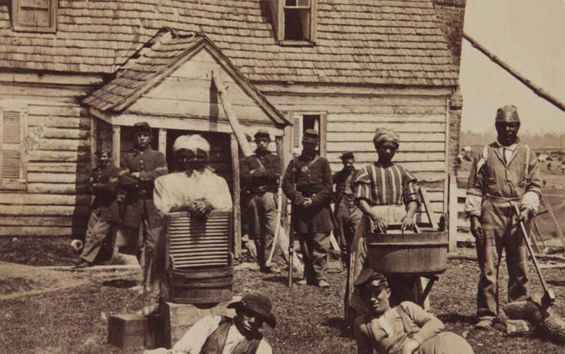 """slave life in the south before the civil war By the 1990s a new generation of economic history textbooks once again examined the """"economics"""" of the civil war before 1860 the regional slavery, then a."""