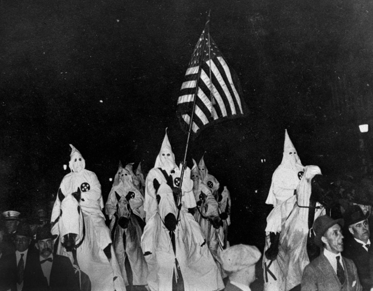 an analysis of the topic of the ku klux klan issues and the role of michael schwemer