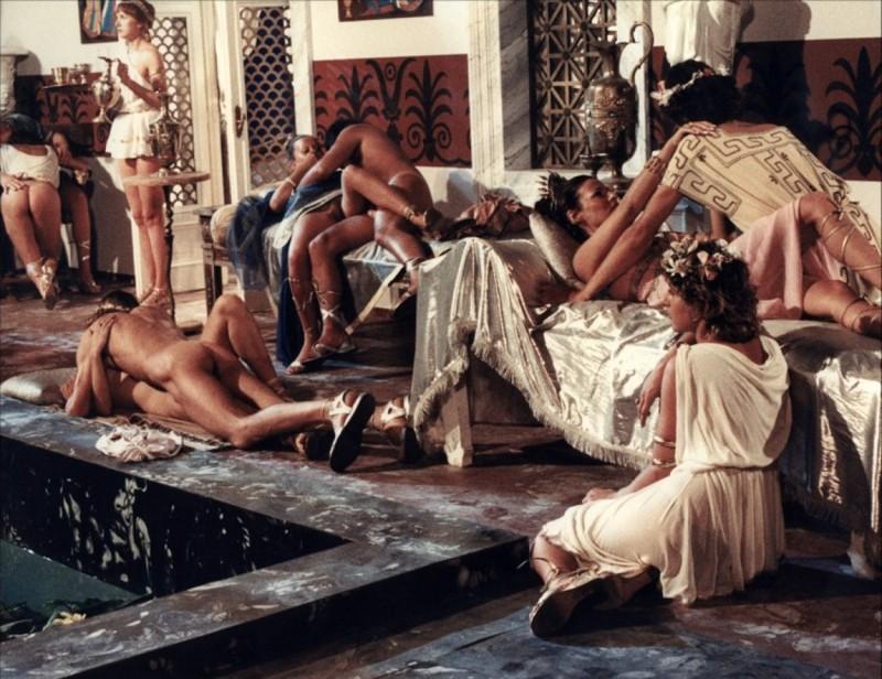 фильмы о древнем мире с эротикой как всё
