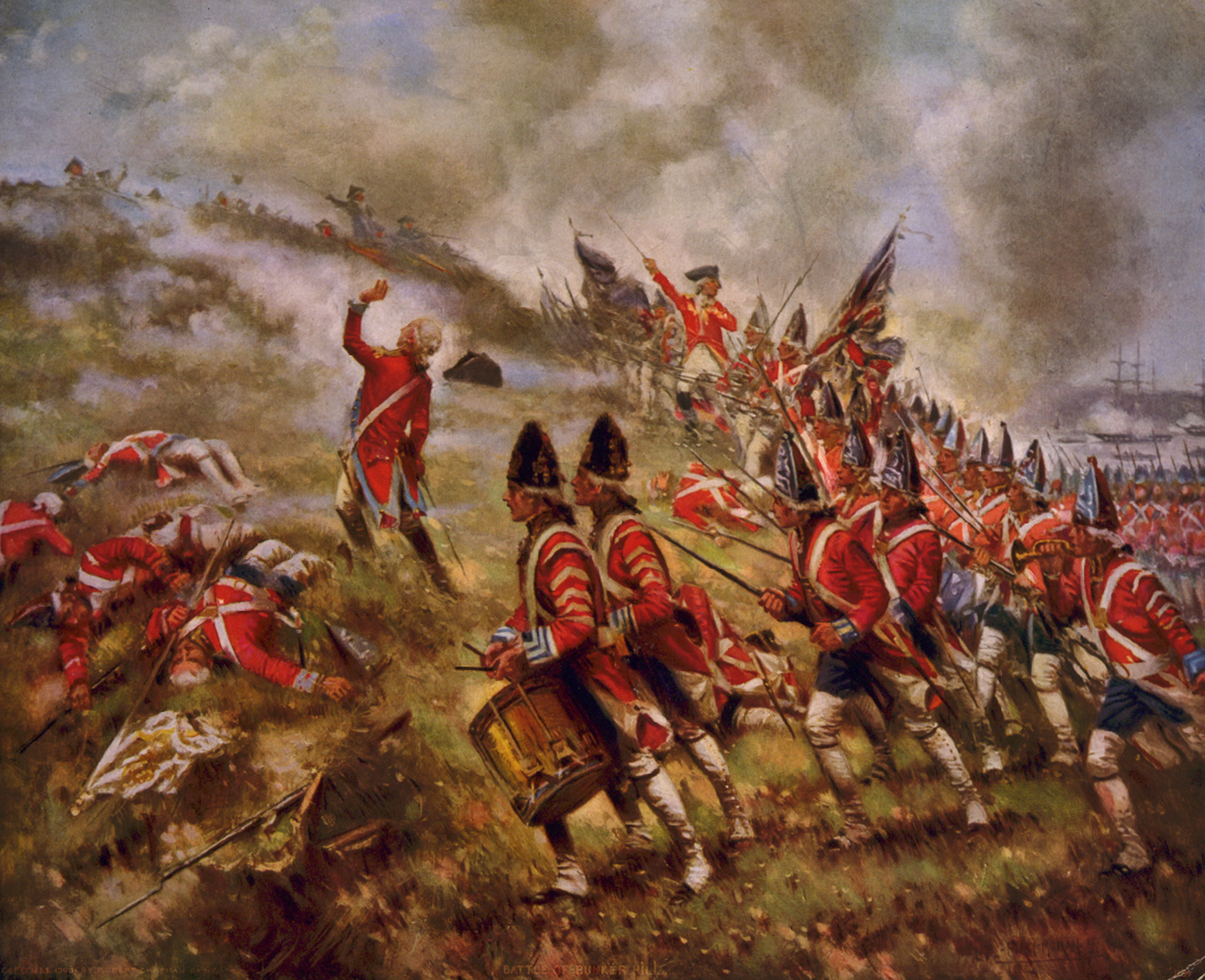 an introduction to the american tactics of the revolutionary war The costs of the revolutionary war introduction revolutionary tactics focoism is a revolutionary role of blacks in the american revolutionary war.