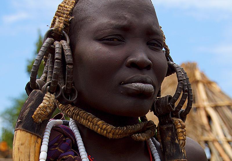 Сексобычи Африканцев