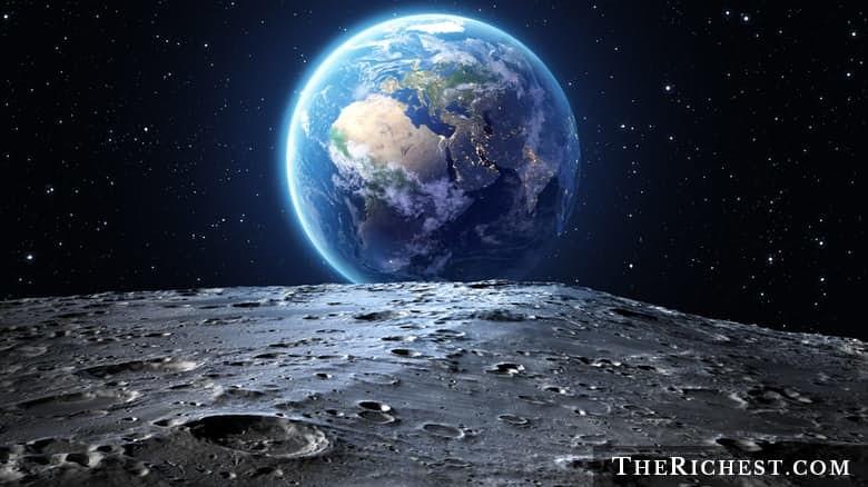 7. Луна отдаляется от Земли луна, факт