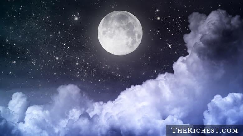 11. Влияние Луны на сон человека луна, факт