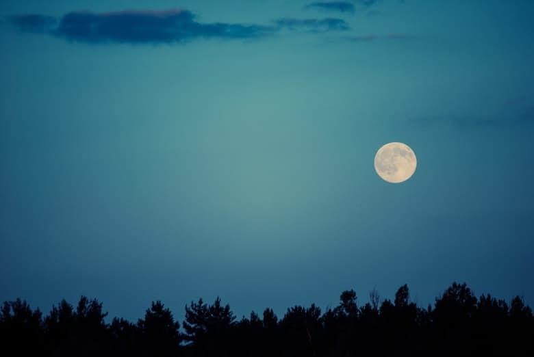 2. Магнитное поле Луны луна, факт