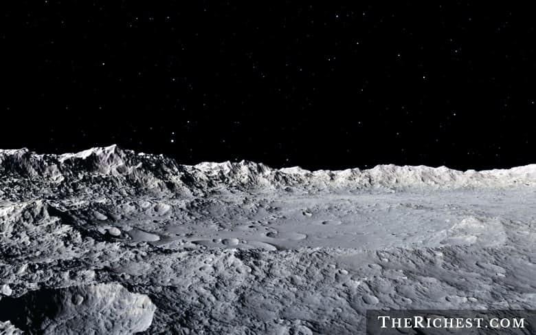 15. Лунотрясения луна, факт