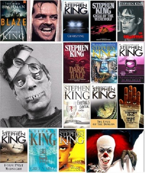 an introduction to the life and work of stephen edwin king the king of terror Stephen edwin king other television adaptations of king's work include ``the word bare bones: conversations on terror with stephen king, mcgraw.