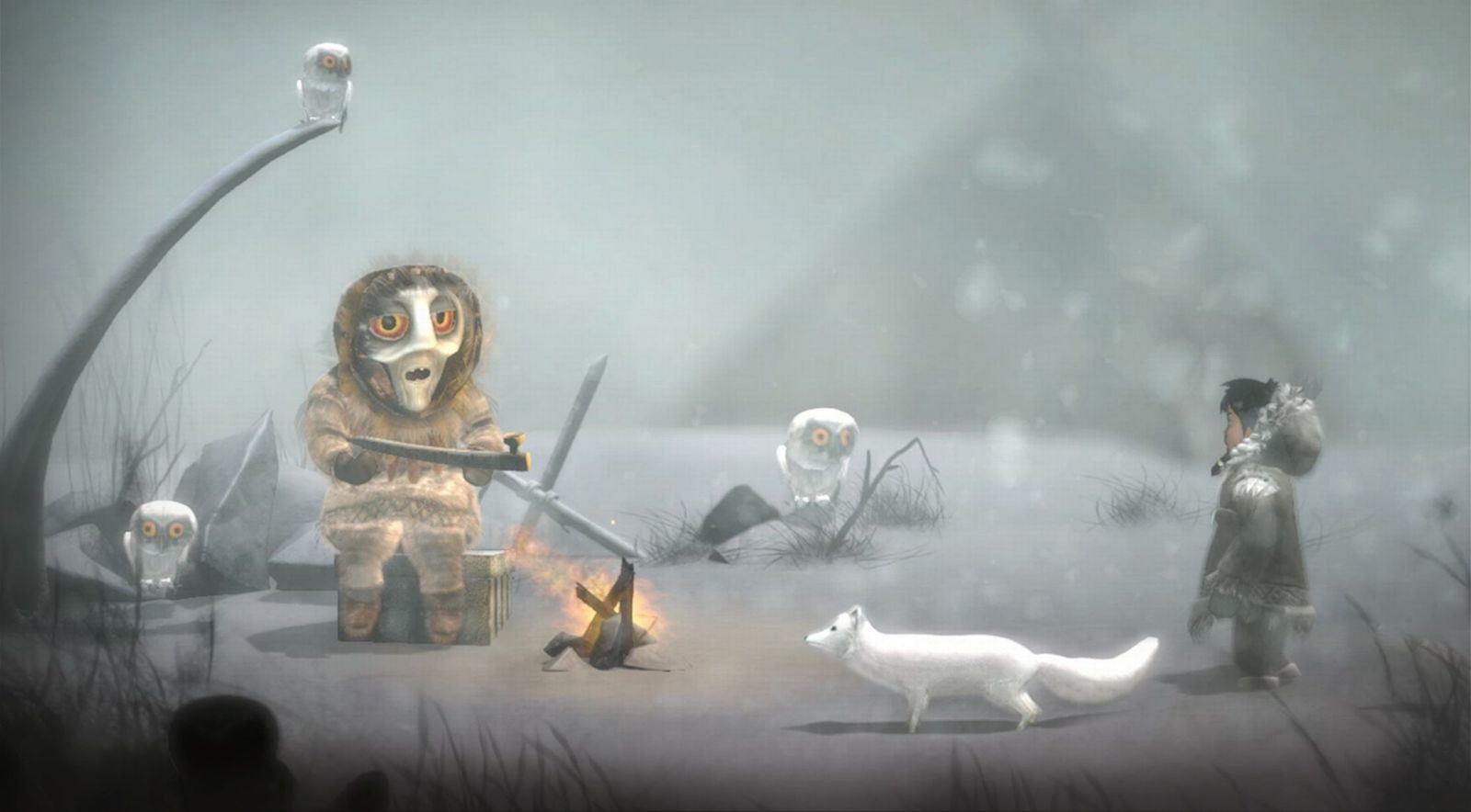 Never Alone playstation, xbox, игры, компьютерные игры