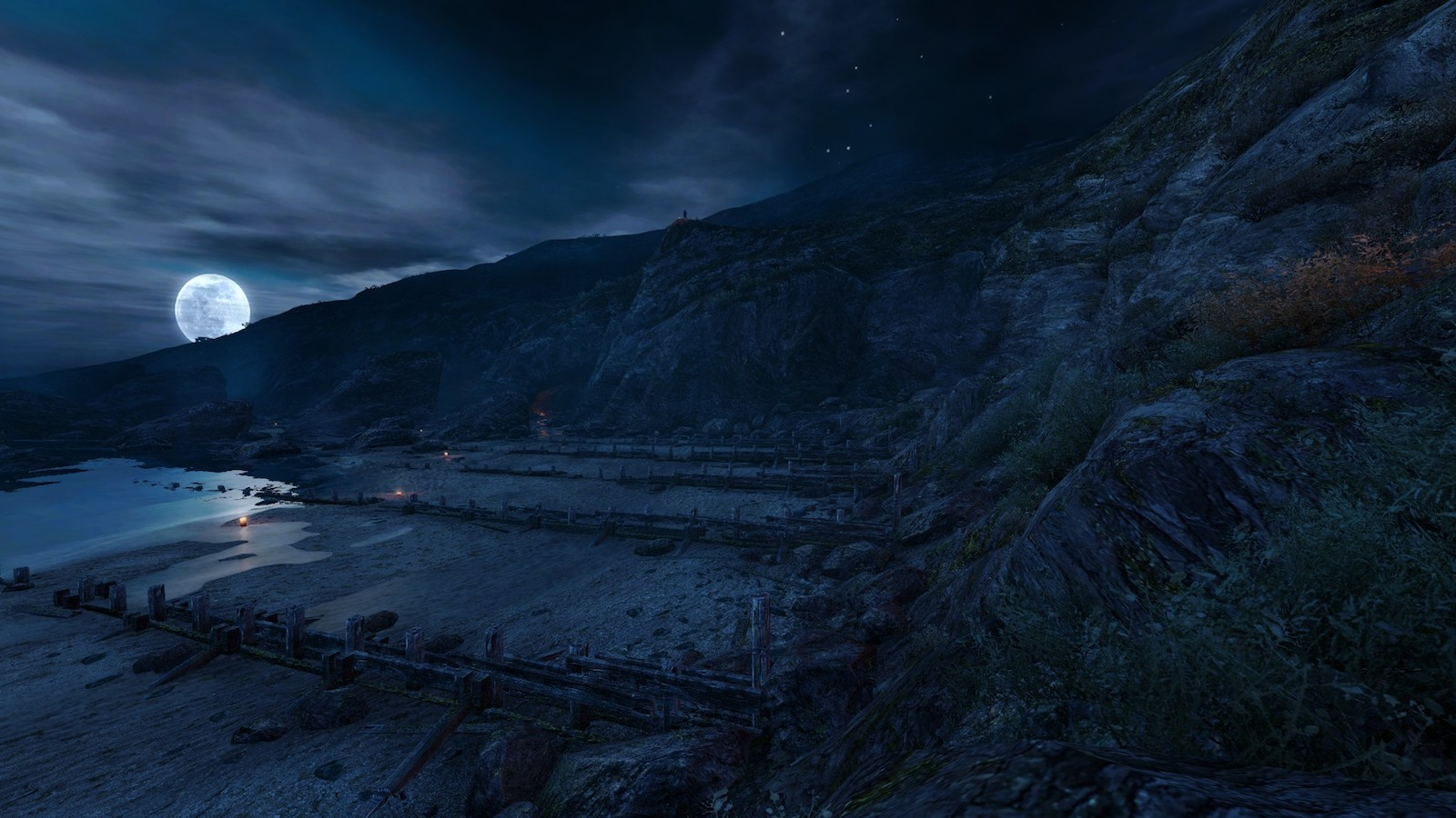 Dear Esther playstation, xbox, игры, компьютерные игры