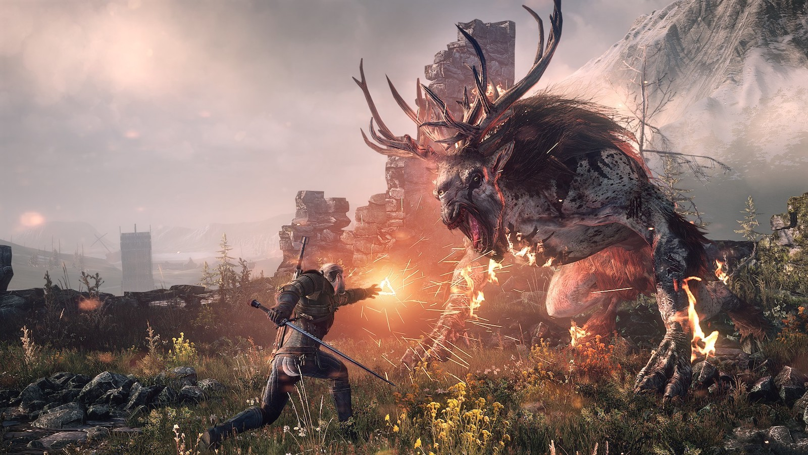 The Witcher 3 playstation, xbox, игры, компьютерные игры
