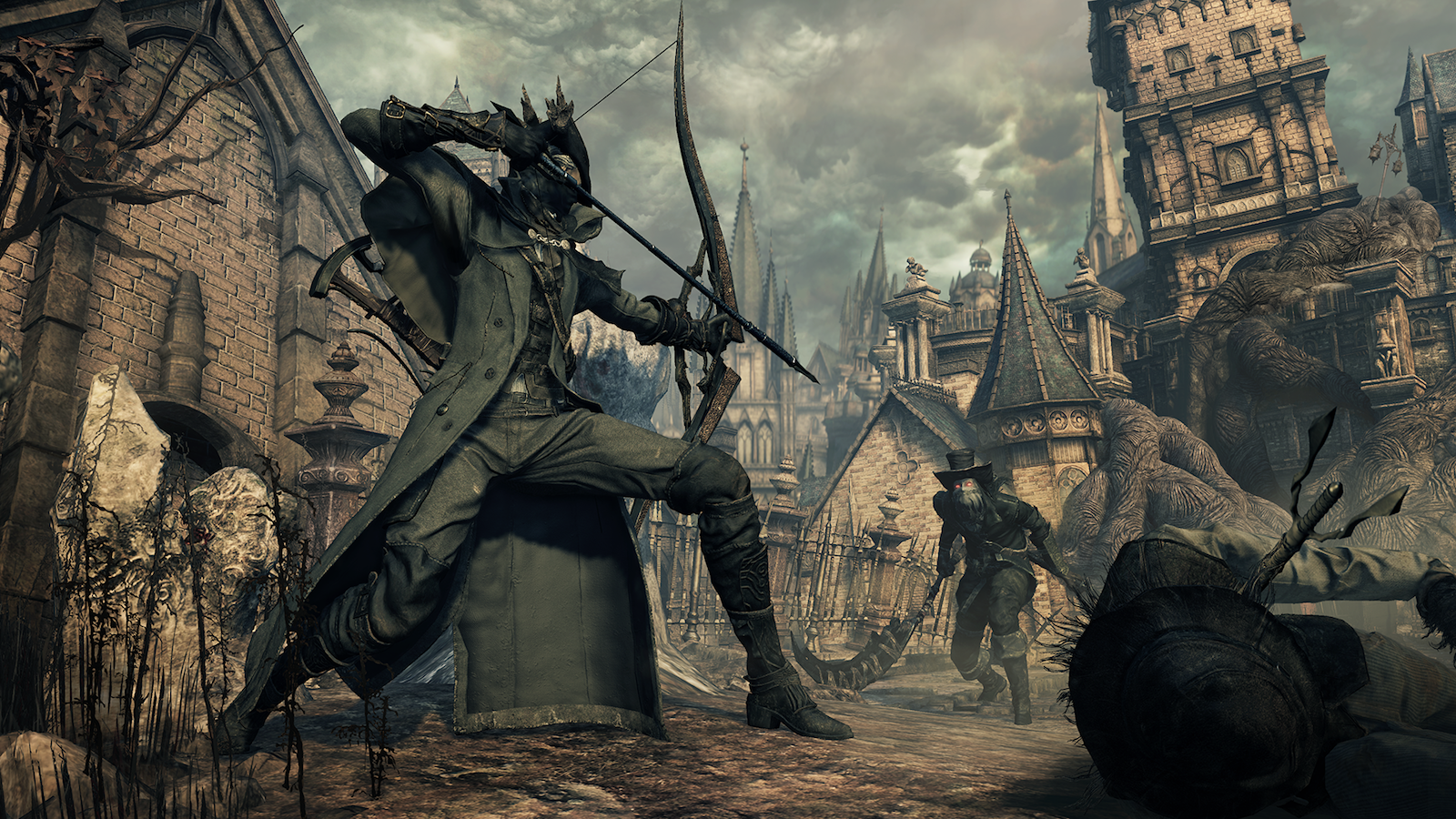 Bloodborne playstation, xbox, игры, компьютерные игры