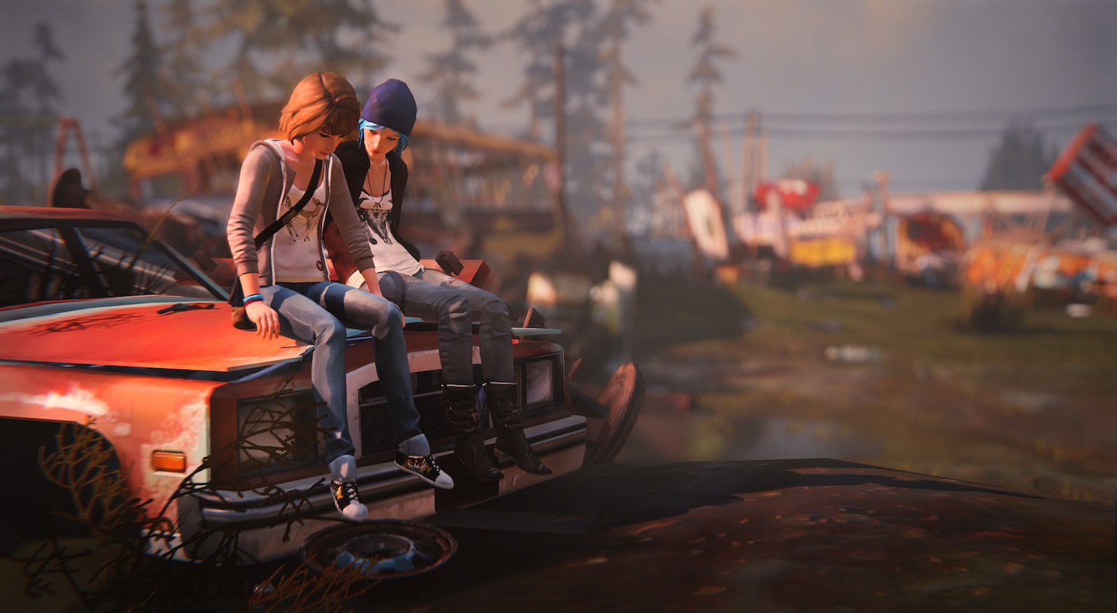 Life is Strange playstation, xbox, игры, компьютерные игры