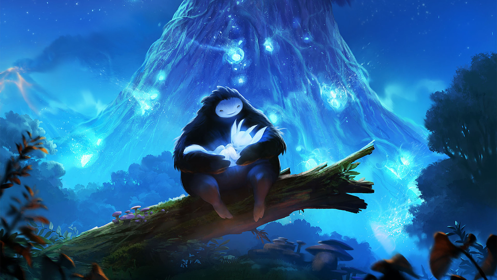 Ori and the Blind Forest playstation, xbox, игры, компьютерные игры