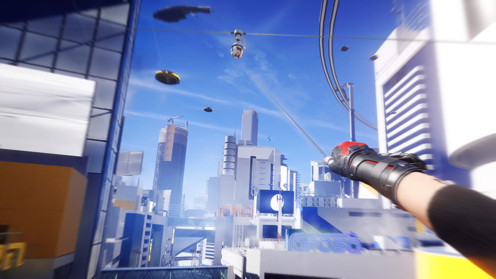 Mirror's Edge Catalyst playstation, xbox, игры, компьютерные игры