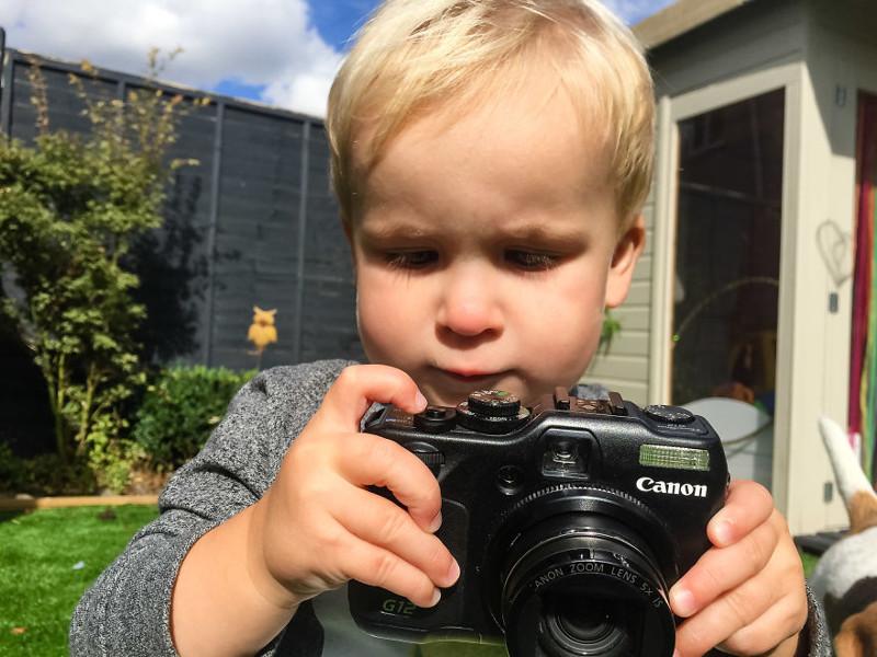 Память, картинки которые делают дети