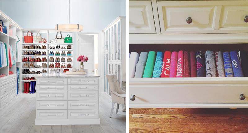 17 советов, которые действительно помогут навести порядок в шкафу гардероб, одежда, советы, хитрости