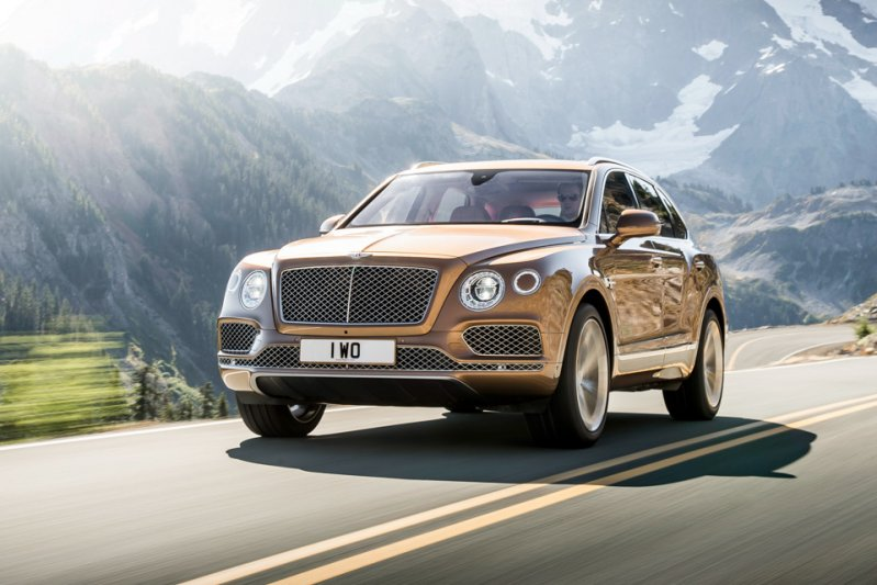 Bentley Bentayga спорткары, суперкары