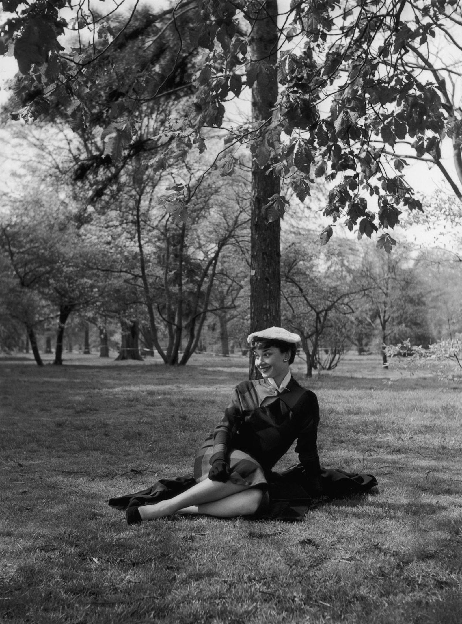 Одри Хепберн Audrey Hepburn фото биография актрисы