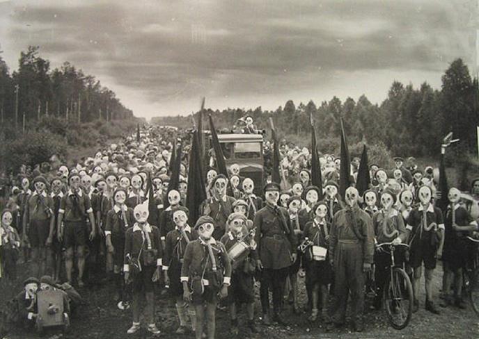 Всего лишь летний лагерь история, прошлое, страх, ужас, фото