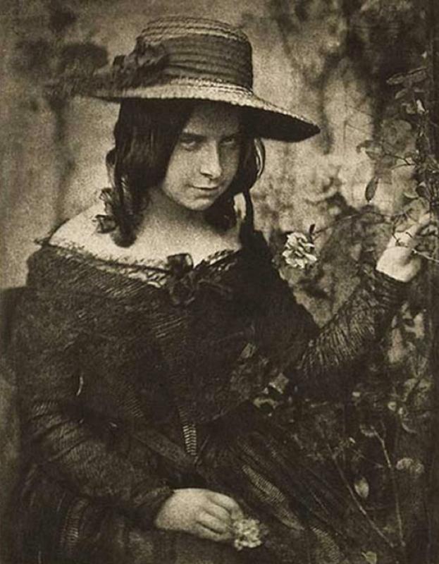 Прекрасная дама история, прошлое, страх, ужас, фото