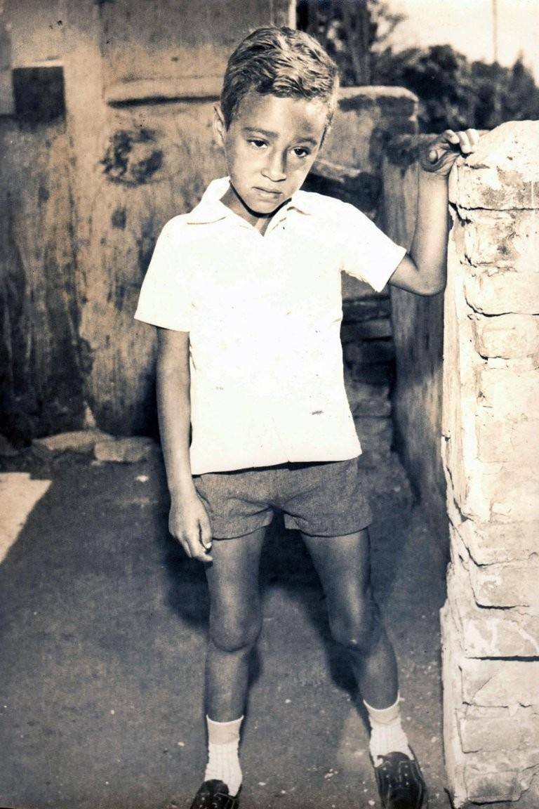 Вот так Валдир выглядел в детстве бодибилдинг, идиоты, масло, фото