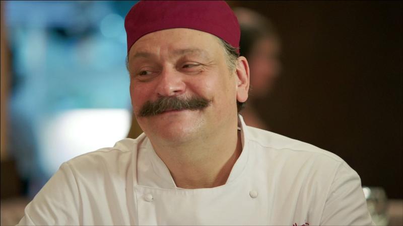 намного меньше кухня главный герой шеф теории
