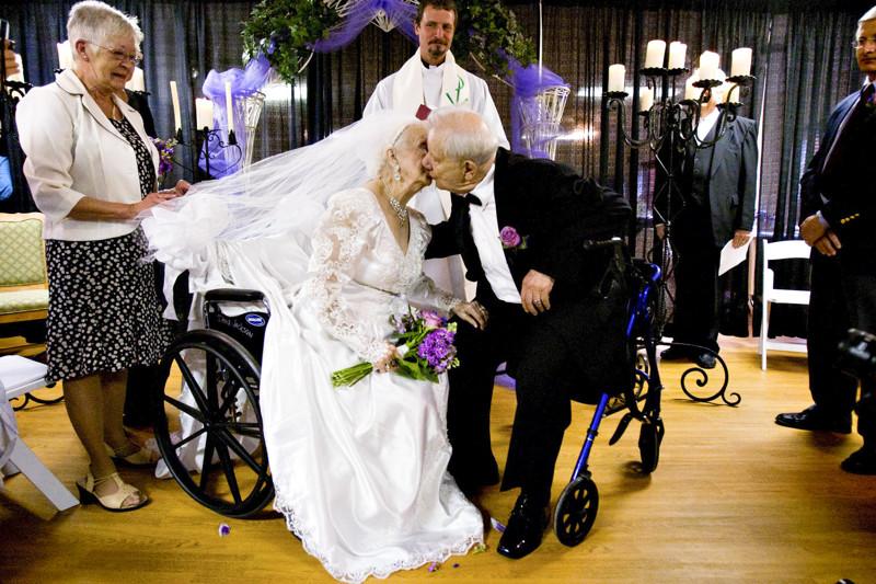 Фото невест в возрасте