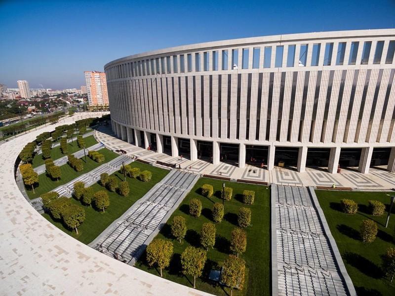 новый стадион фк краснодар - 3