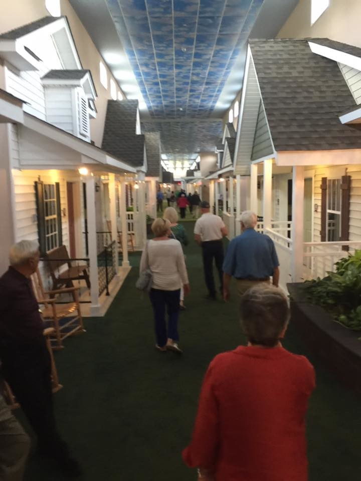 Америка дома престарелых в пансионат для пожилых теплый стан