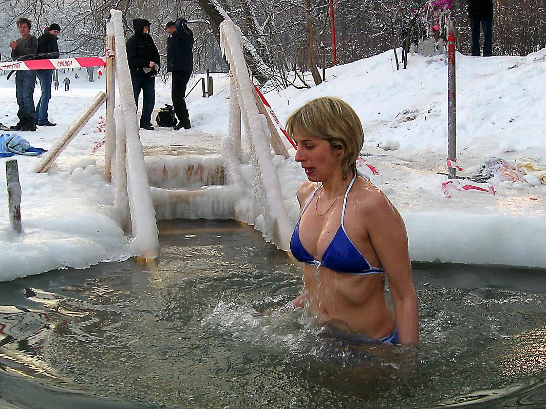 зимние купания фото домла