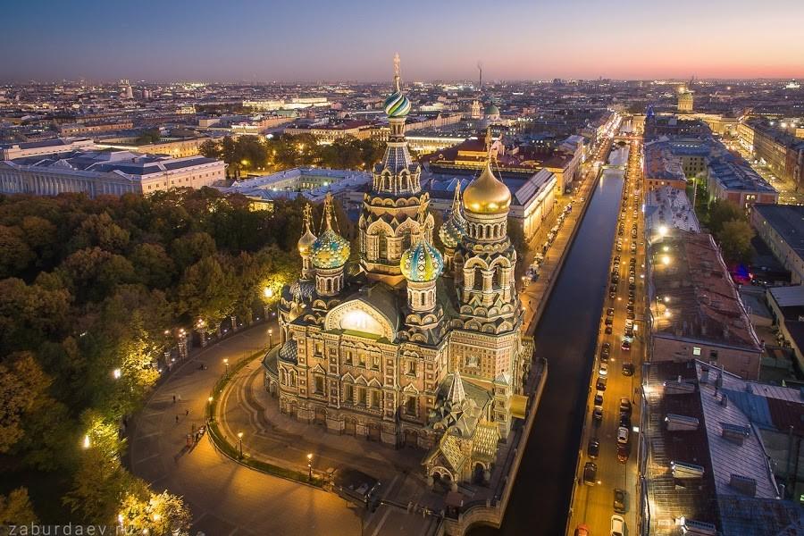 2022-05, Туры в Санкт-Петербург из Тольятти в мае, 6 дней(B)