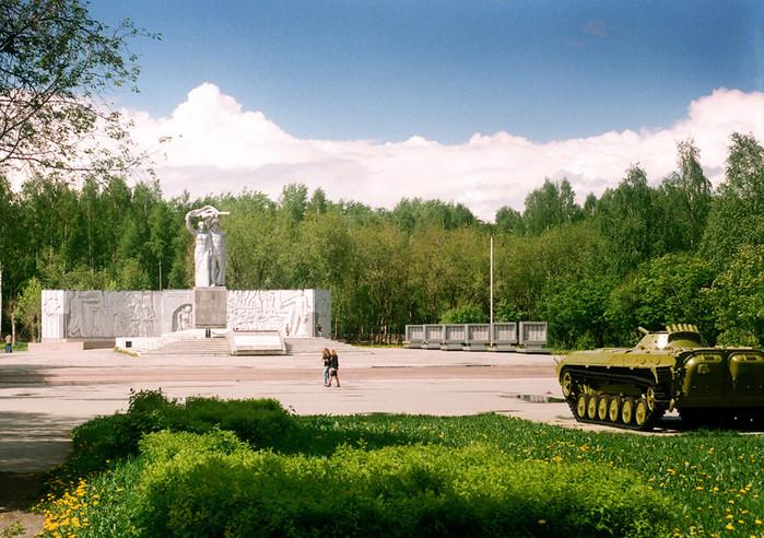 Город березовский свердловской области фотографии