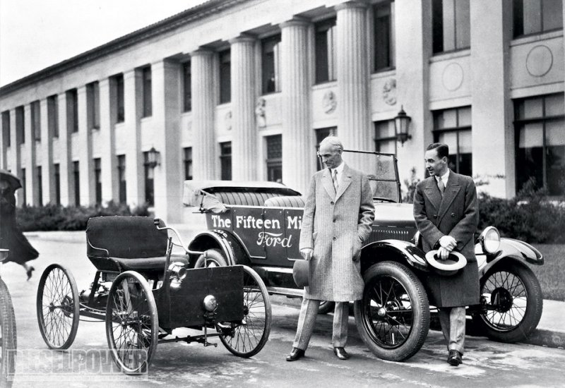 the early history of the ford motor company Early history under the leadership the general motors company was founded in 1908 to consolidate by 1929 general motors had surpassed the ford motor company.