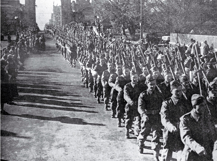 outbreak of world war 2 essay Extracts from this document introduction how did appeasement lead to the outbreak of the second world war the first and second world wars are considered two of the defining events of the 20th century.