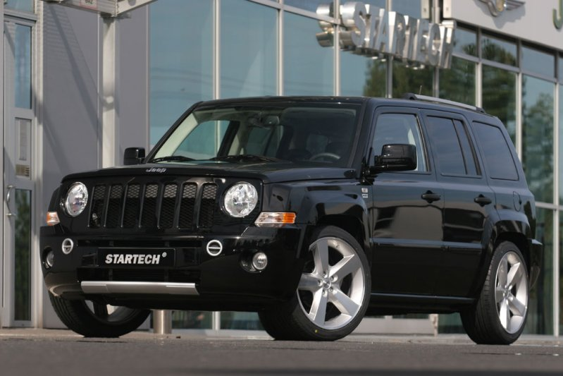 1. Jeep Patriot.