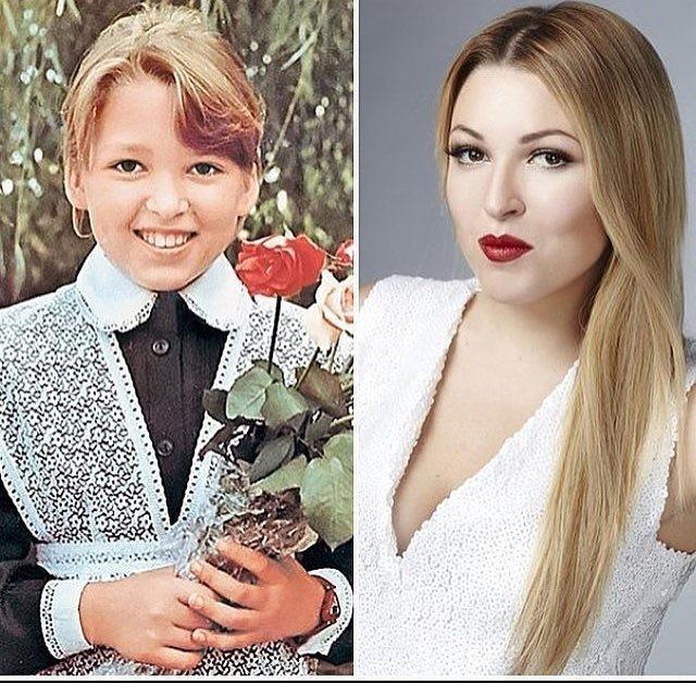 Ирина Дубцова знаменитость, тогда и сейчас